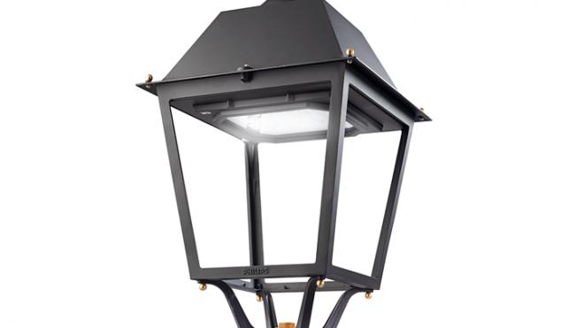 Sustitución de luminarias de alumbrado público  por tecnología led
